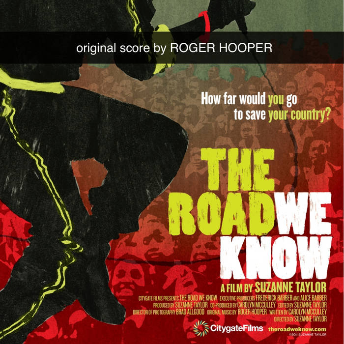The Road We Know cover art