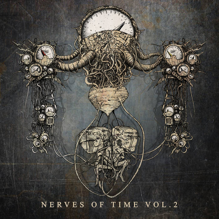 Nerves of Time Vol. 2 cover art