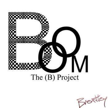 BOOM : the(B)project cover art