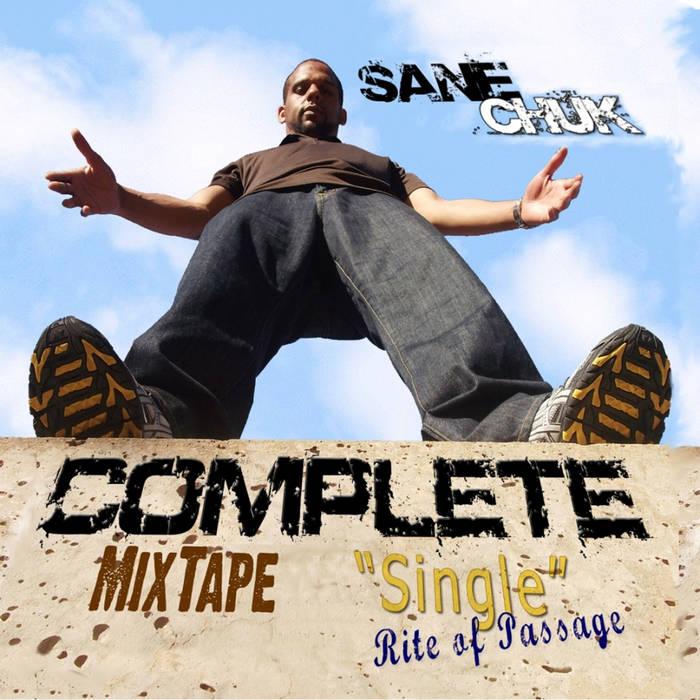 "COMPLETE - Mixtape ""Single"" - Rite of Passage cover art"