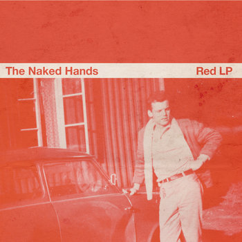 Red LP cover art