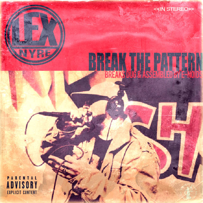 Break the Pattern cover art