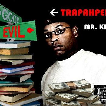 TRAPAHPEDIA 2  GOOD VS EVIL cover art