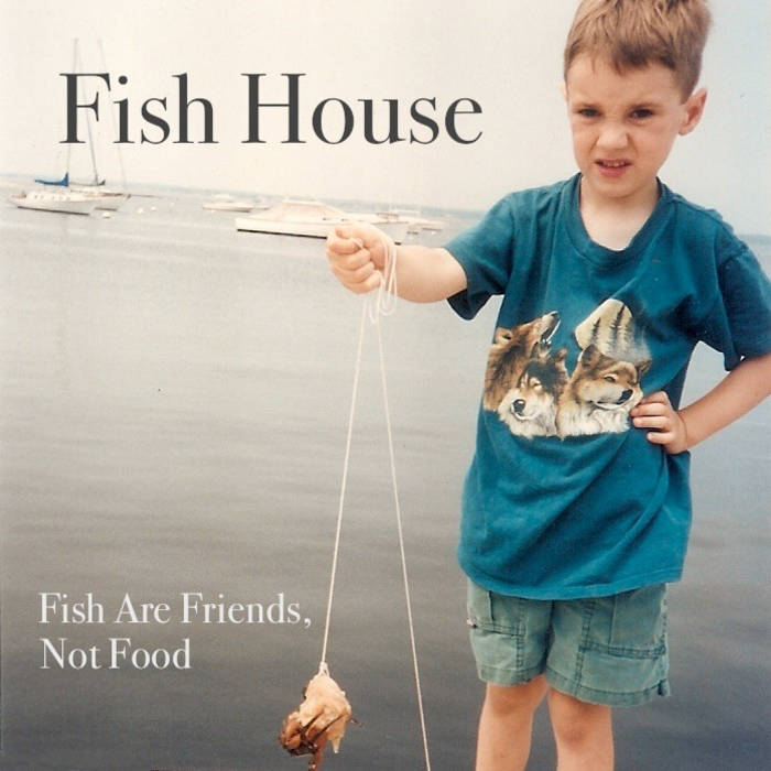 Fish Are Friends, Not Food cover art