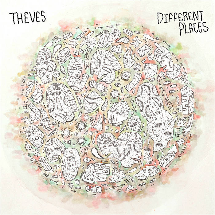 Different Places cover art