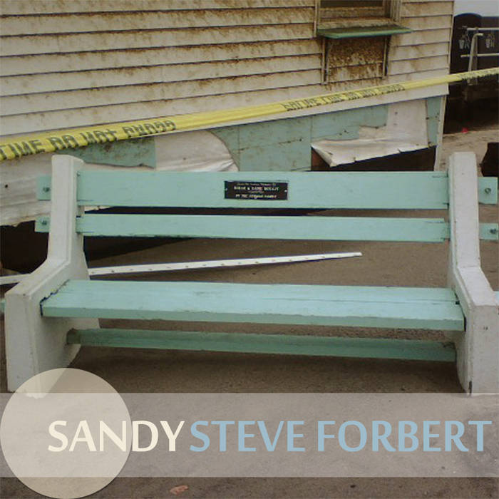Sandy cover art