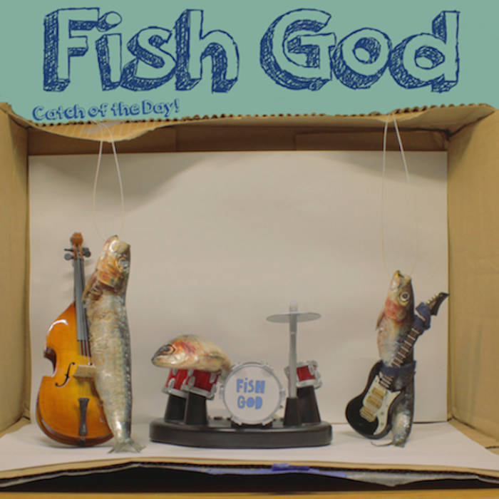 Catch of the Day! cover art