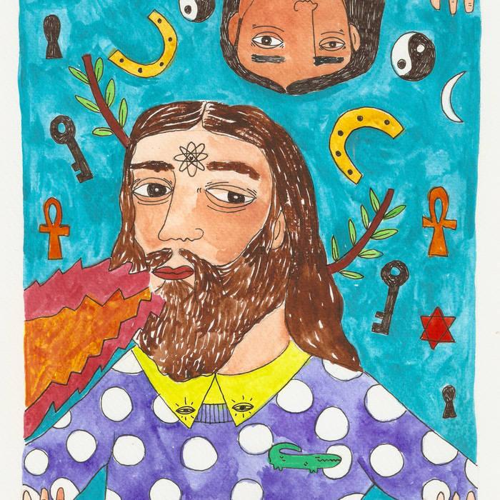 El Capitán Negrito cover art