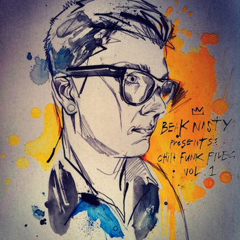 Chill Funk Files Vol. 1 cover art