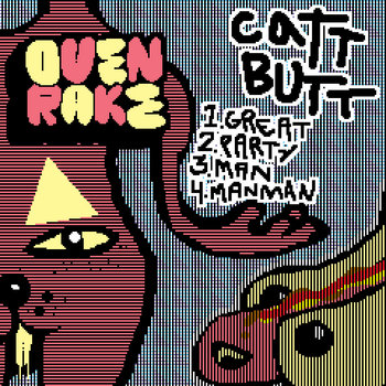 CattButt cover art