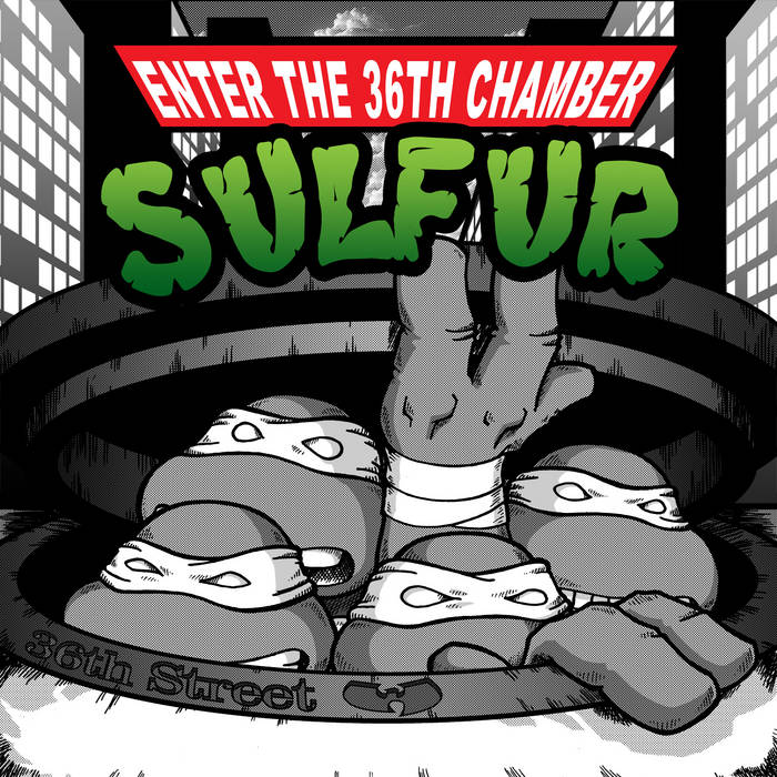 Enter the 36th Chamber cover art