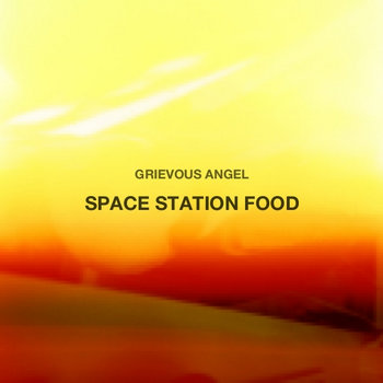 Space Station Food cover art