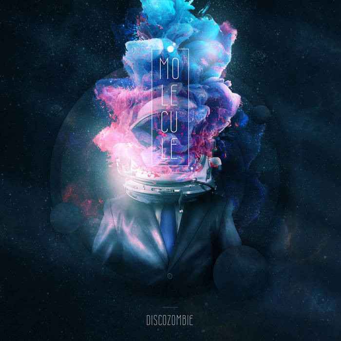 Molecule cover art