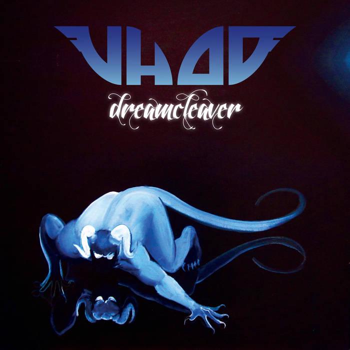 Dreamcleaver cover art