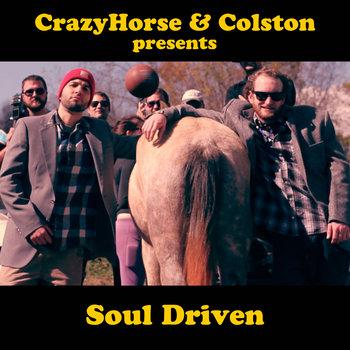 Soul Driven cover art