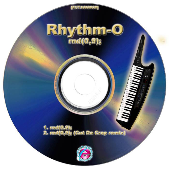 rnd(0,9); [EXTASIS009] cover art