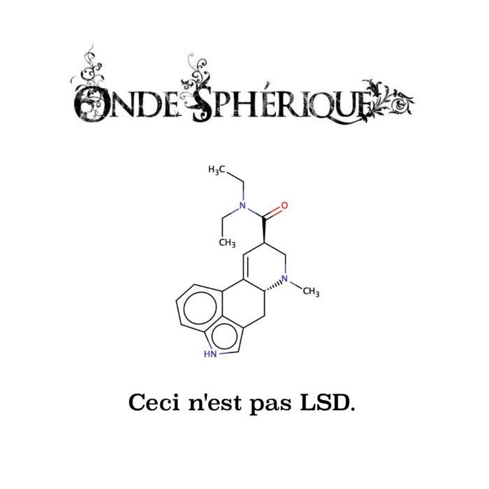 Ceci n'est pas LSD. cover art