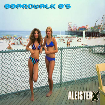 Boardwalk B's cover art