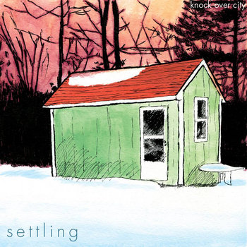 Settling EP cover art