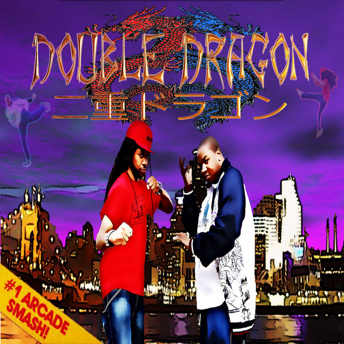 Double Dragon 2k11 cover art