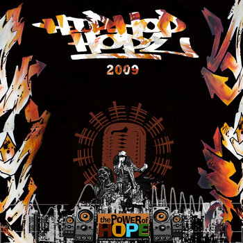 Hip Hop Hope 2009 cover art