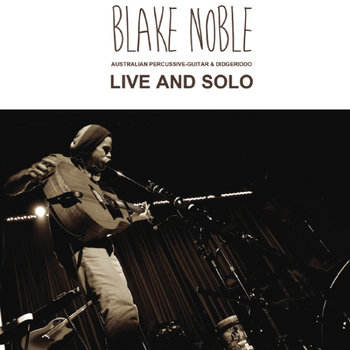 Live & Solo cover art