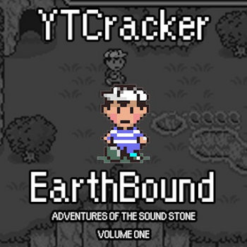 earthbound - adventures of the sound stone vol. 1 cover art