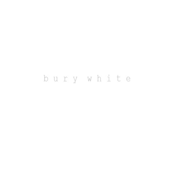 Bury White cover art
