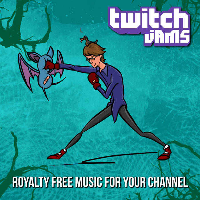 Twitch Jams cover art