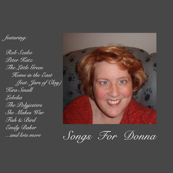 Songs for Donna cover art