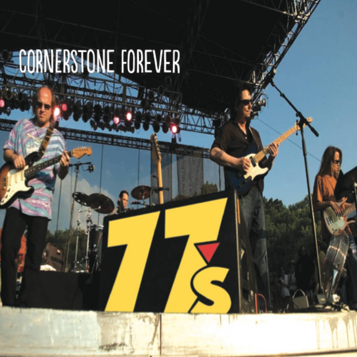 Cornerstone Forever (EP) cover art