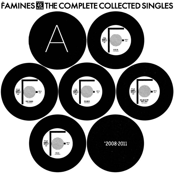 the Complete Collected Singles 2008-2011 cover art