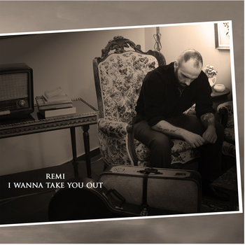 I wanna take you out. cover art
