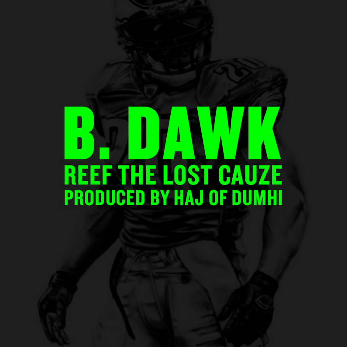 B. Dawk (Single) cover art