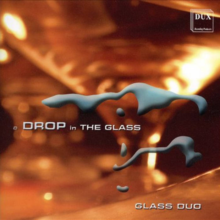a Drop in the Glass cover art