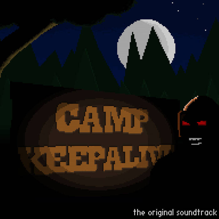 Camp Keepalive cover art