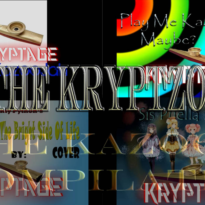 The Kryptzoo: The Kazoo Compilation cover art