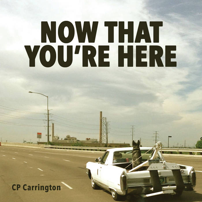 Now That You're Here cover art