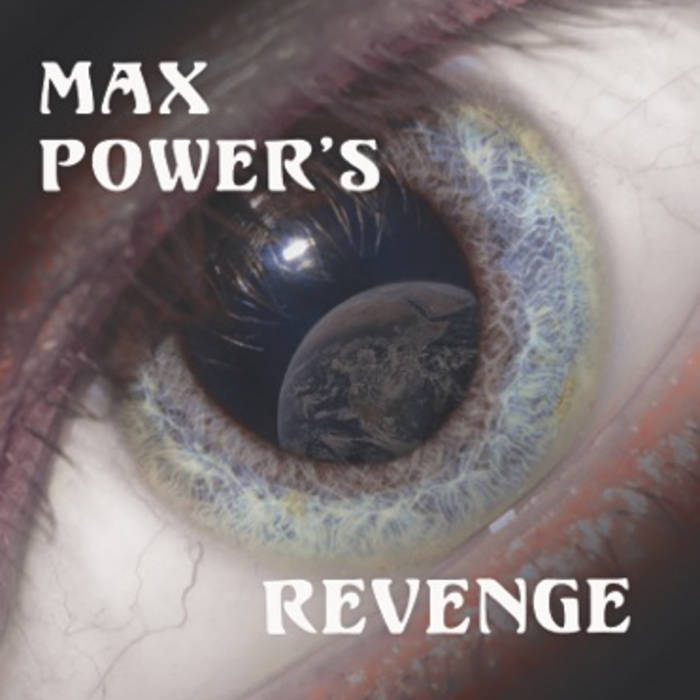 Max Power's Revenge cover art