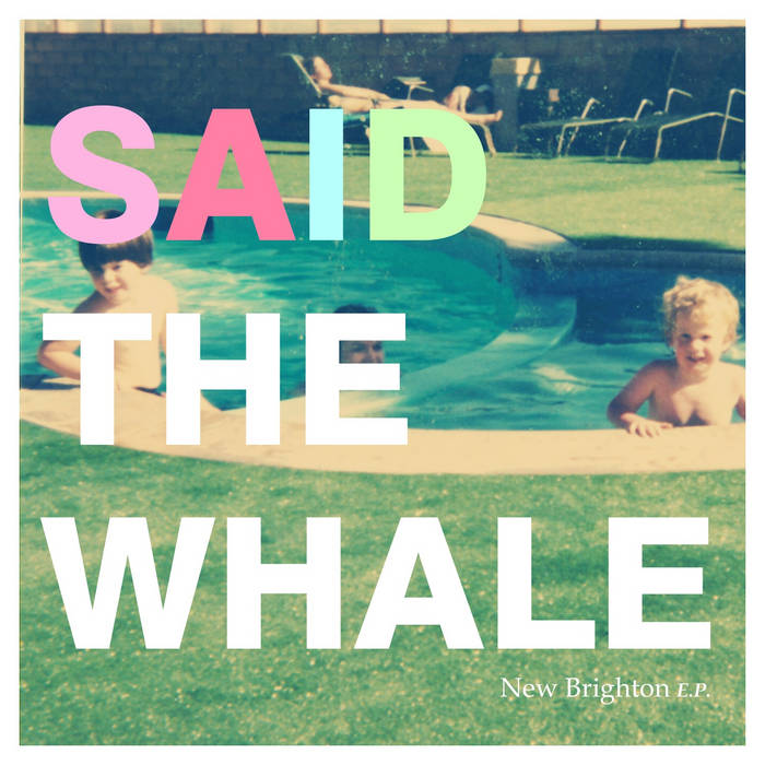 New Brighton EP cover art
