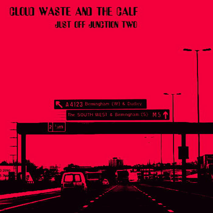 JUST OFF JUNCTION TWO cover art