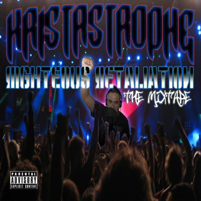 Righteous Retaliation The Mixtape cover art