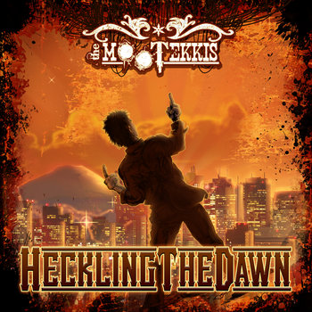 Heckling the Dawn cover art