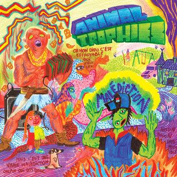 Malédiction cover art