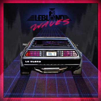 LEBLOND WAVES VOL I cover art
