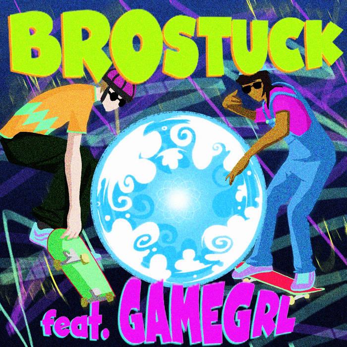 Brostuck cover art