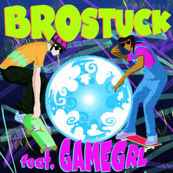 Brostuck cover art