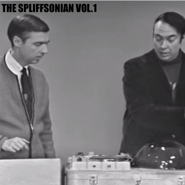 THE SPLIFFSONIAN VOL.1 cover art
