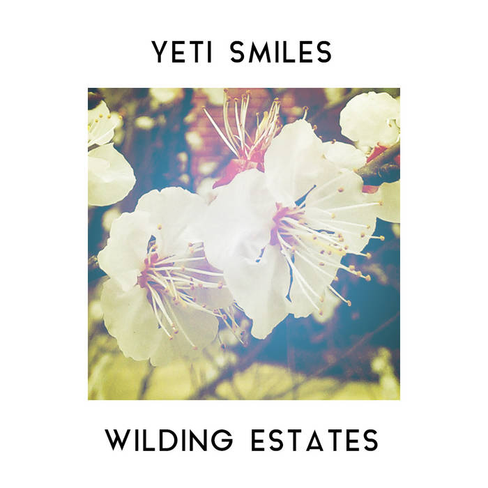 Yeti Smiles///Wilding Estates cover art