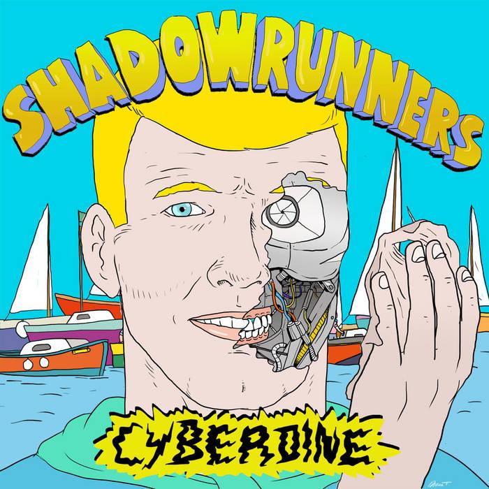 Cyberdine cover art